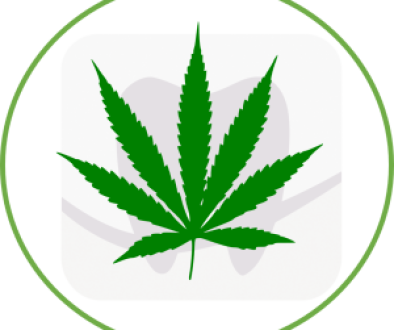 Cannabis and Oral Health Icon